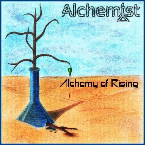 Alchemy of Rising - cover