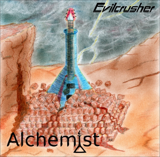 Alchemist - Evilcrusher (2013)